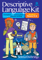 Descriptive Language Kit Bk 2 Yrs 3-5