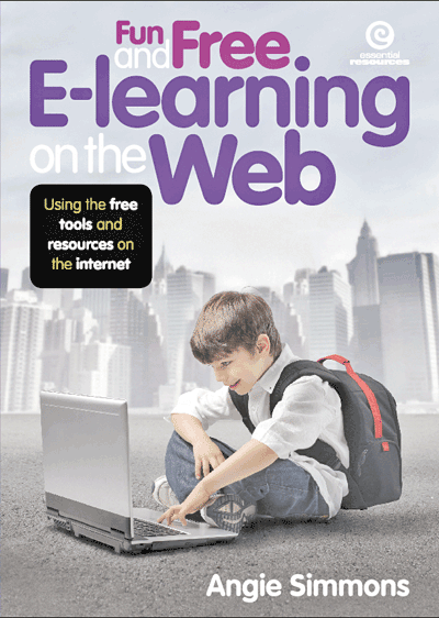 Fun and Free E-learning on the Web Cover