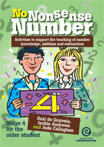 No Nonsense Number: Stage 4 For Older Students