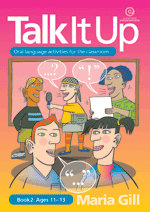 Talk it Up Bk 2 Ages 11-13