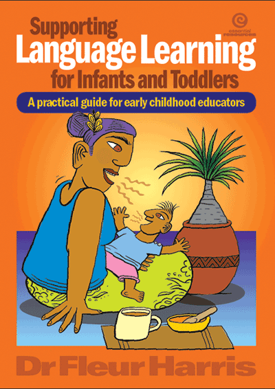Supporting Language Learning for Infants and Toddlers Cover