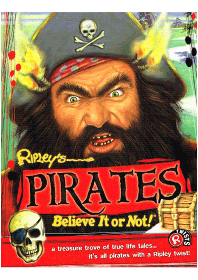 Ripleys Twists - Pirates Cover