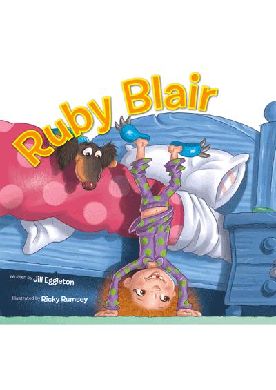 Ruby Blair Cover