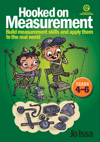 Hooked on Measurement Yrs 4–6 Cover