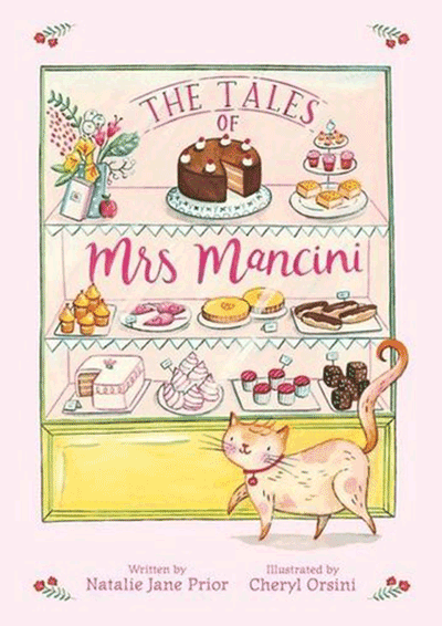 The Tales of Mrs Mancini Cover