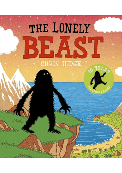The Lonely Beast Cover