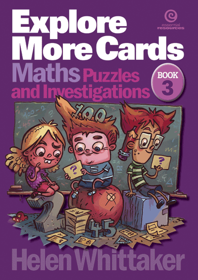 Explore More Cards Bk 3 Cover