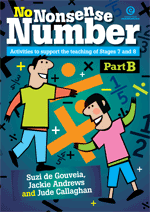 No Nonsense Number: Stages 7-8 Part B