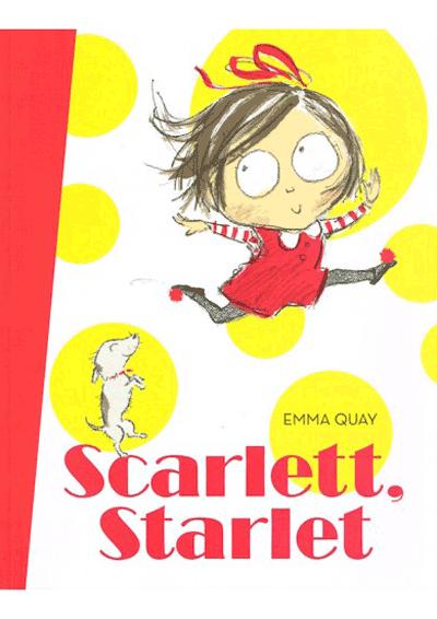 Scarlett Starlet Cover