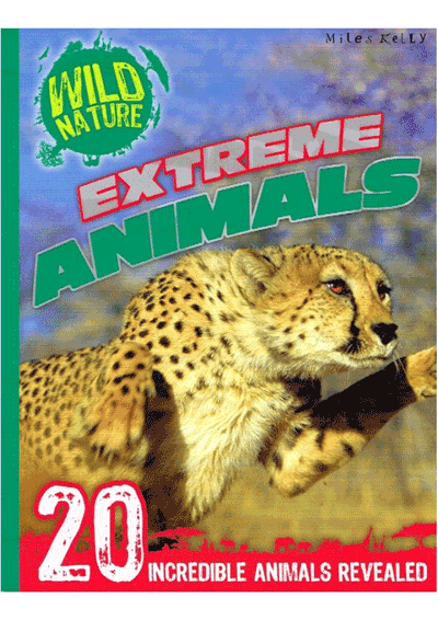 Wild Nature Extreme Animals Cover