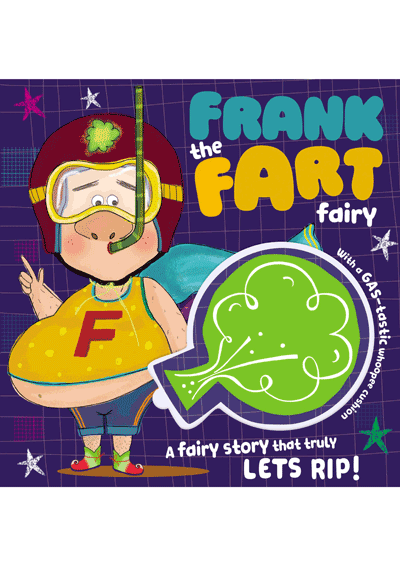 Frank the Fart Fairy Cover