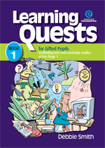 Learning Quests for Gifted Pupils Bk 1 (KS 1)