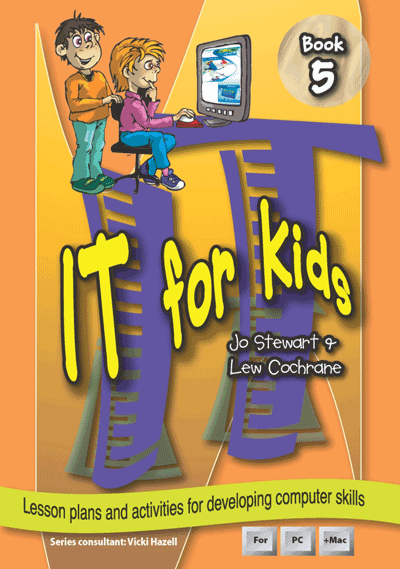 IT for Kids: Book 5 Cover