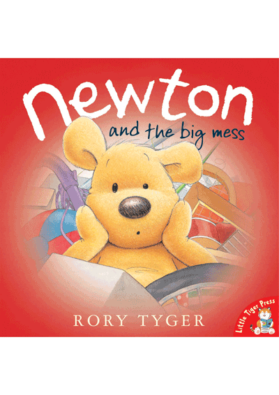 Newton and the Big Mess Cover