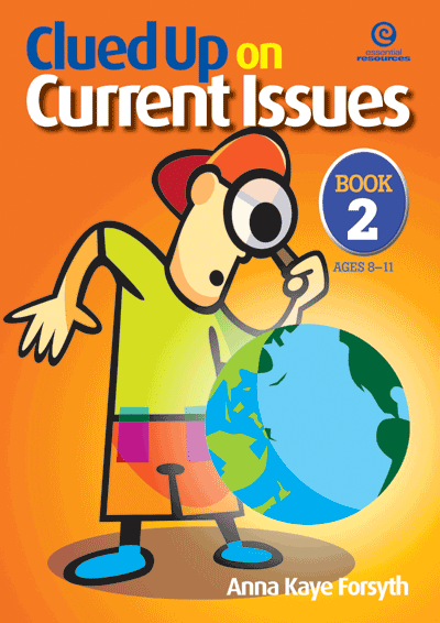 Clued Up on Current Issues Bk 2 Cover