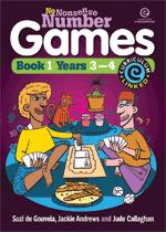 No Nonsense Number Games Bk 1 (Ys 3-4)