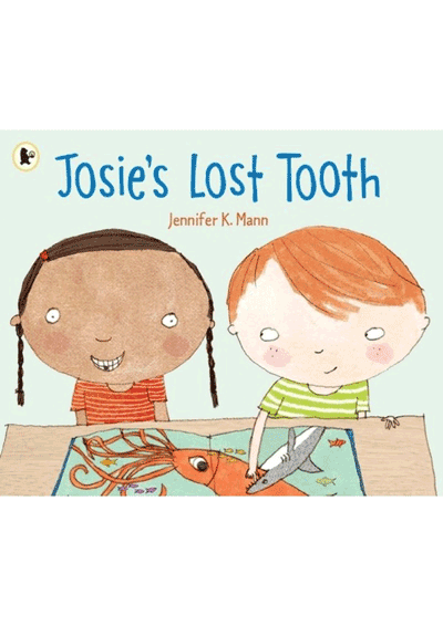 Josies Lost Tooth Cover