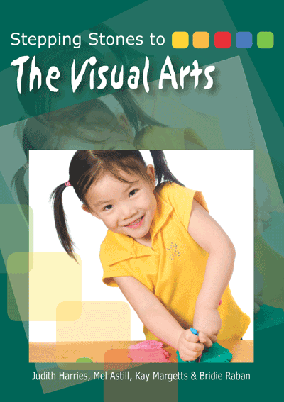 Stepping Stones to The Visual Arts Cover