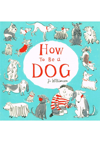 How to Be a Dog Cover