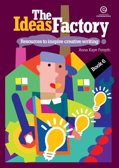 The Ideas Factory Bk 6 Cover