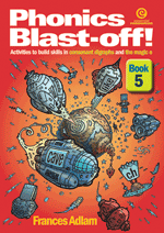 Phonics Blast-off! Bk 5