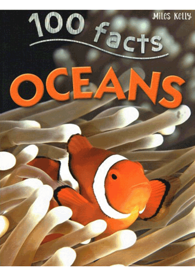 100 Facts - Oceans Cover