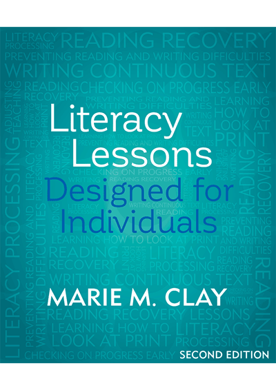 Literacy Lessons Cover