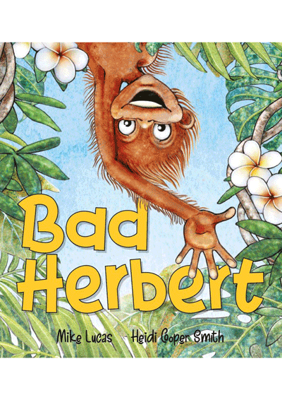 Bad Herbert Cover