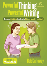 Powerful Thinking, Powerful Writing Bk 1 Yrs 3-5