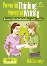 Powerful Thinking, Powerful Writing Bk 1 Yrs 3-5