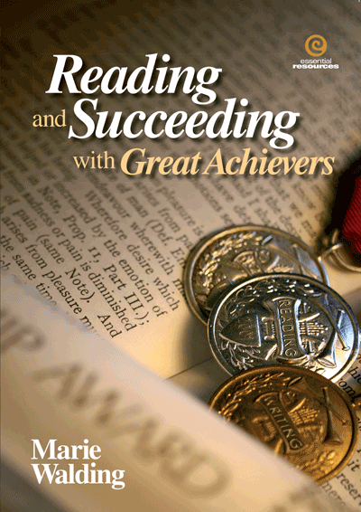 Reading and Succeeding with Great Achievers Cover