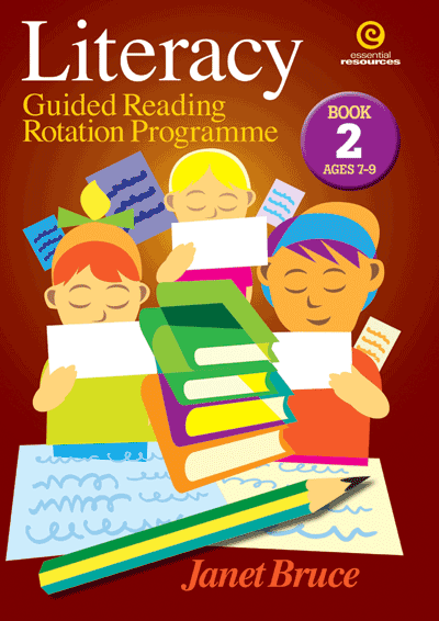 Literacy: Guided Reading Programme Bk 2 Cover
