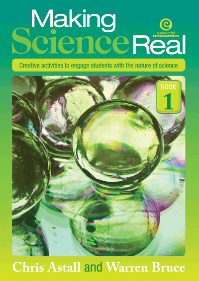 Making Science Real Bk 1 Cover