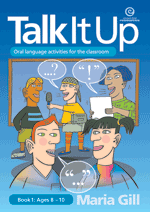 Talk it Up Bk 1 Ages 8-10