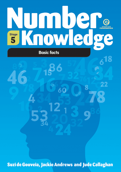 Number Knowledge: Basic Facts (Stage 5) Cover