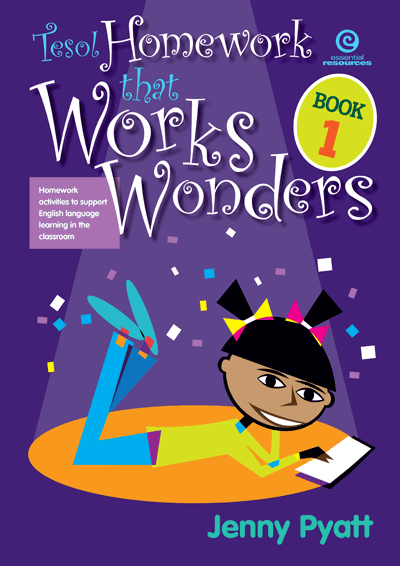TESOL Homework that Works ... Bk 1 Cover