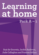 Learning at Home: Pack A – 1