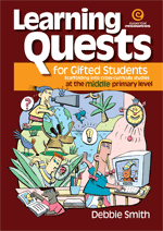 Learning Quests for Gifted Students Bk 1 (Middle)