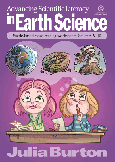 Advancing Scientific Literacy in Earth Science Cover
