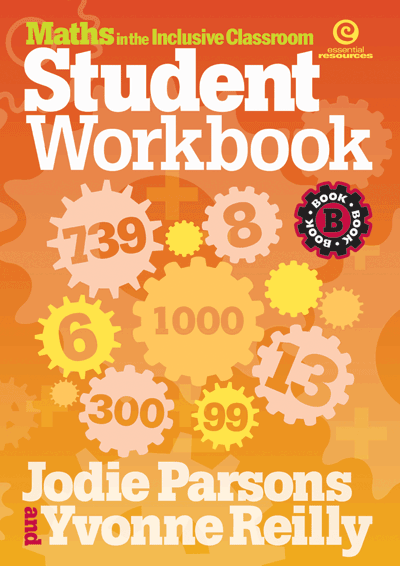 Maths in the Inclusive Classroom Workbook B Cover
