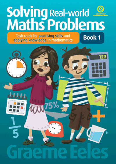 Solving Real-world Maths Problems Bk 1 Cover