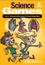 Science Games Bk 5 Human Biology