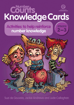 Number Counts Knowledge Cards Stages 2-3
