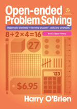 Open-ended Problem Solving: Bk 3 Upper Primary