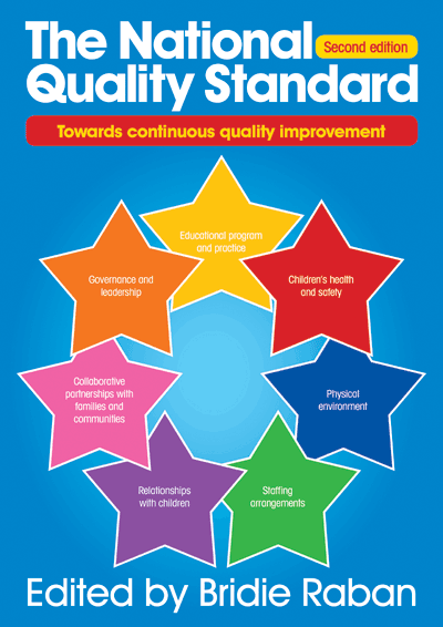 National Quality Standard 2nd edition Cover