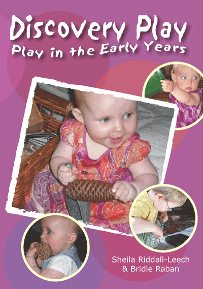 Play in the Early Years: Discovery Play Cover