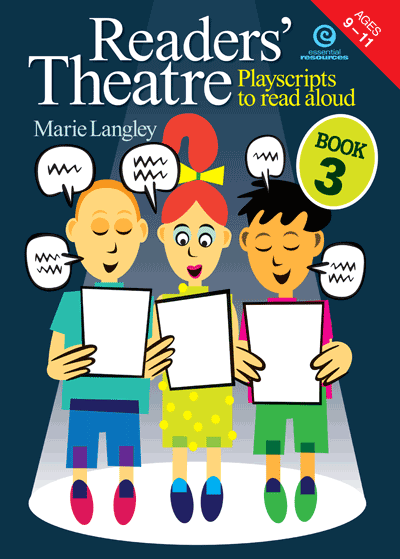 Readers' Theatre Bk 3 Cover