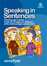 Speaking in Sentences Bk 3