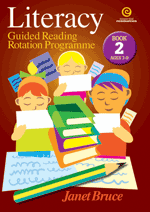 Literacy: Guided Reading Programme Bk 2