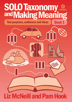 SOLO Taxonomy and Making Meaning Bk 1
